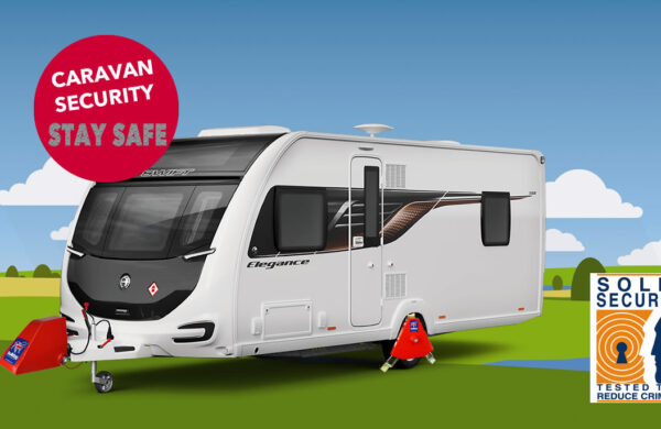 Top 5 caravan security products