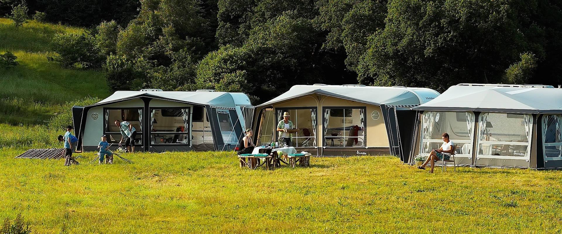 Touring Caravan Insurance UK