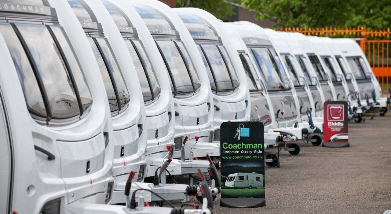 Buyers guide buying a touring caravan