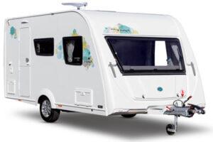 Elddis Explore 304 caravan